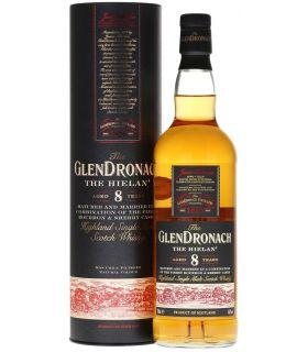 GLENDRONACH 8 YEARS THE HIELAN SPEYSIDE