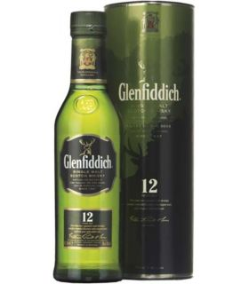 GLENFIDDICH 12 YRS HIGHLAND MALT 35CL