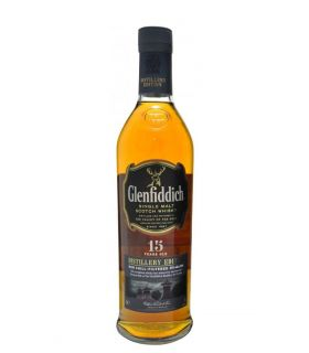 Glenfiddich 15 Years Distillers Edition Single Malt 70cl