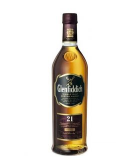 Glenfiddich 21 Years Rum Cask Finish Single Malt 70cl