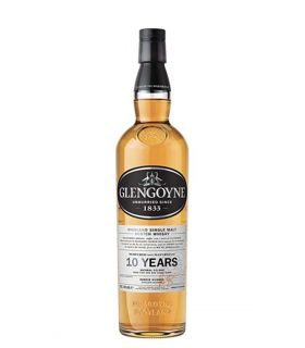 GLENGOYNE 10 YRS HIGHLAND MALT 70CL