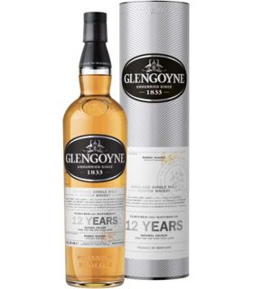 GLENGOYNE 12 YRS SINGLE MALT 70CL