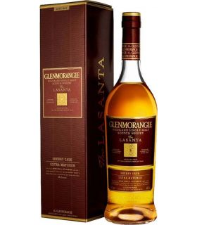 GLENMORANGIE 12 YRS THE LASANTA 70CL