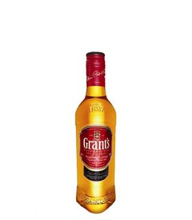 GRANT'S SCOTCH WHISKY 35CL
