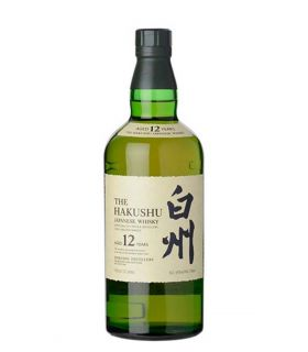 Hakushu 12 Years Single Malt 70cl
