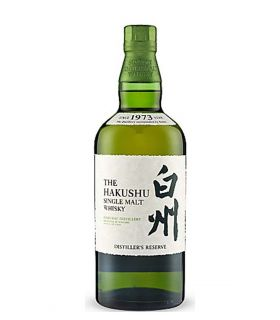 Hakushu Distiller's Reserve Single Malt 70cl