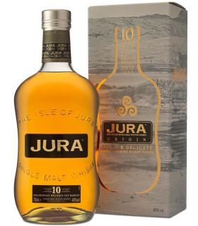 ISLE OF JURA 10 YRS JURA MALT 70CL