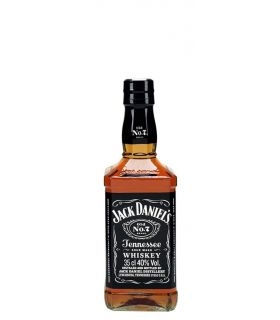 JACK DANIEL'S BLACK LABEL WHISKEY 35CL