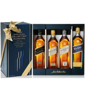 JOHNNIE WALKER COLLECTION 4X20CL