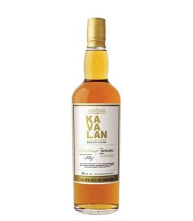 Kavalan Peaty Cask 2014 Cask Strenght Single Malt