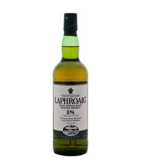 LAPHROAIG 18 YEARS ISLAY MALT 70CL