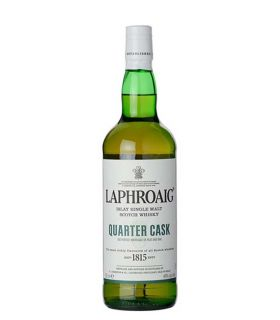 LAPHROAIG QUARTER CASK ISLAY MALT 70CL