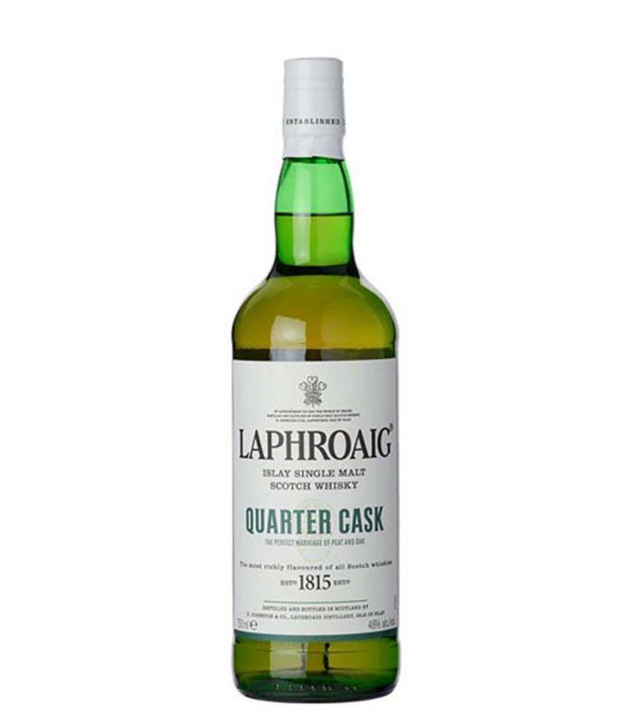 LAPHROAIG QUARTER CASK ISLAY MALT 70CL