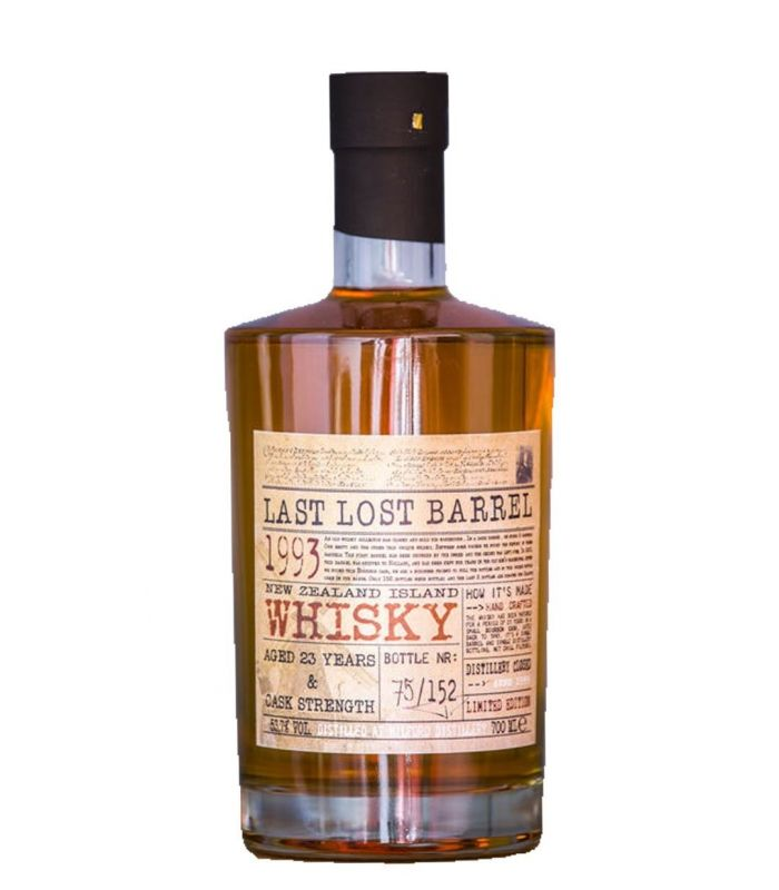 MILFORD 23 YRS CASK STRENGHT 70CL