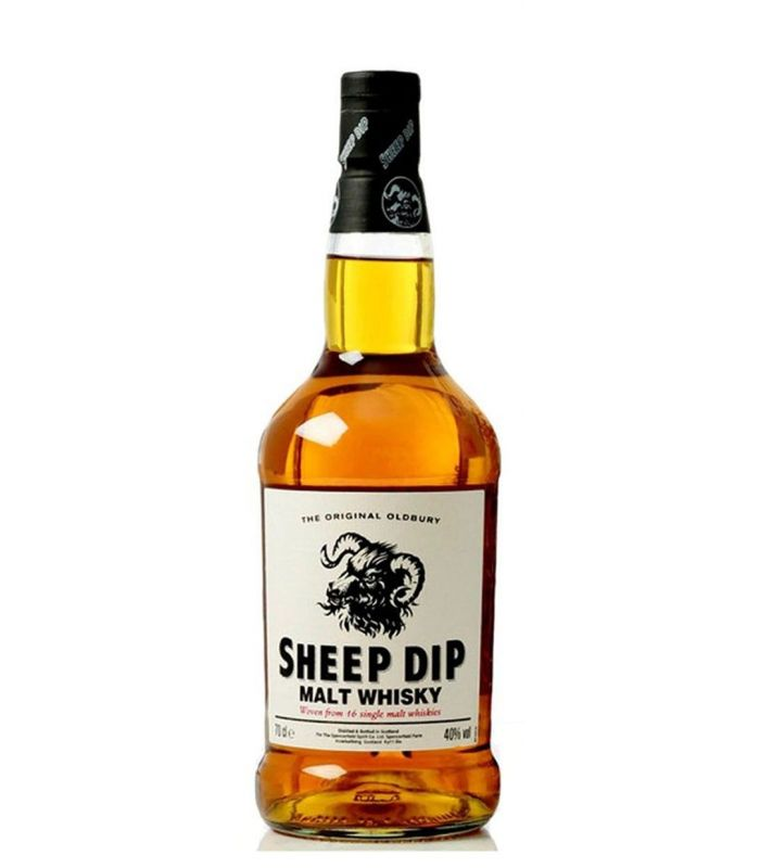 SHEEP DIP SCOTCH MALT WHISKY 70CL