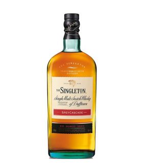 Singleton of Dufftown Spey Cascade  Single Malt 70cl