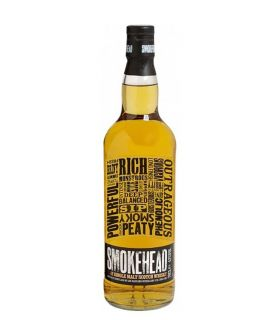 SMOKEHEAD ISLAY SINGLE MALT 70CL