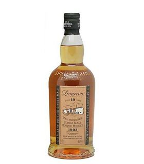 SPRINGBANK LONGROW 10 Y. 1992 70CL