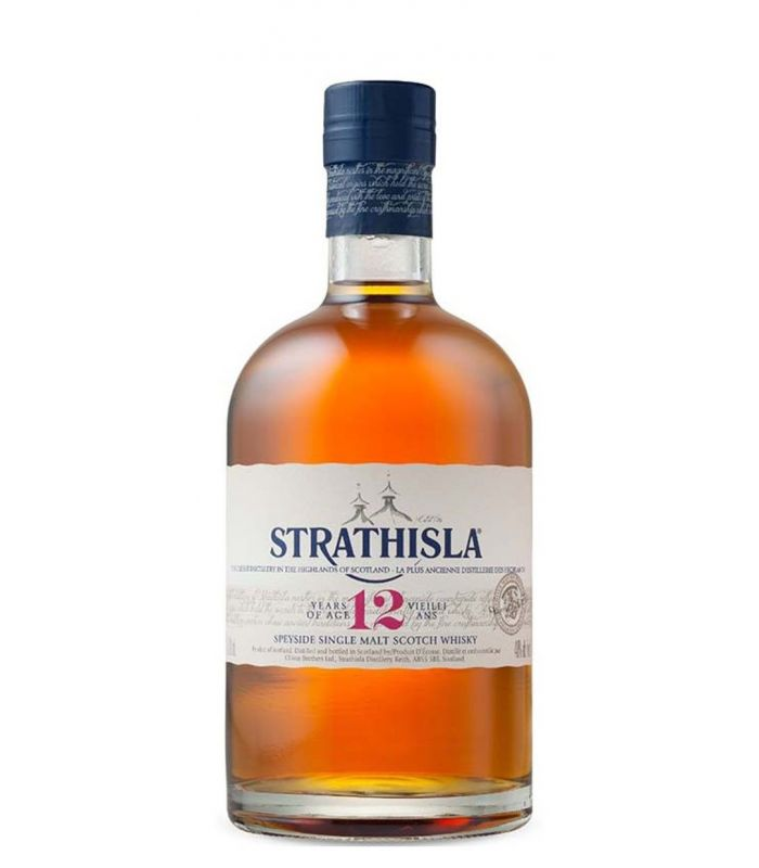 STRATHISLA 12 YRS SPEYSIDE MALT 70CL
