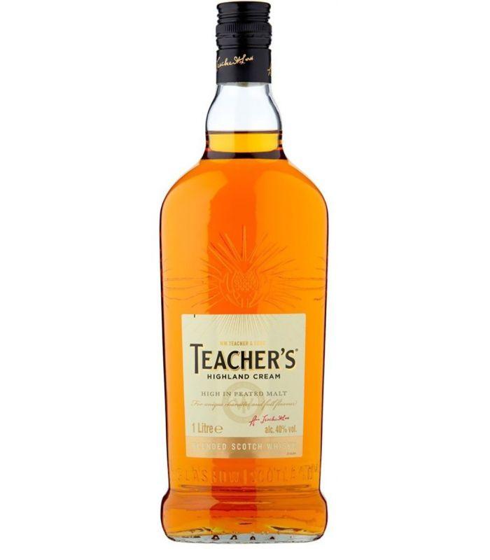 TEACHER'S SCOTCH WHISKY 100CL