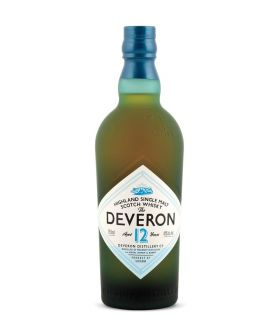 THE DEVERON 12 YRS HIGHLAND MALT 70CL