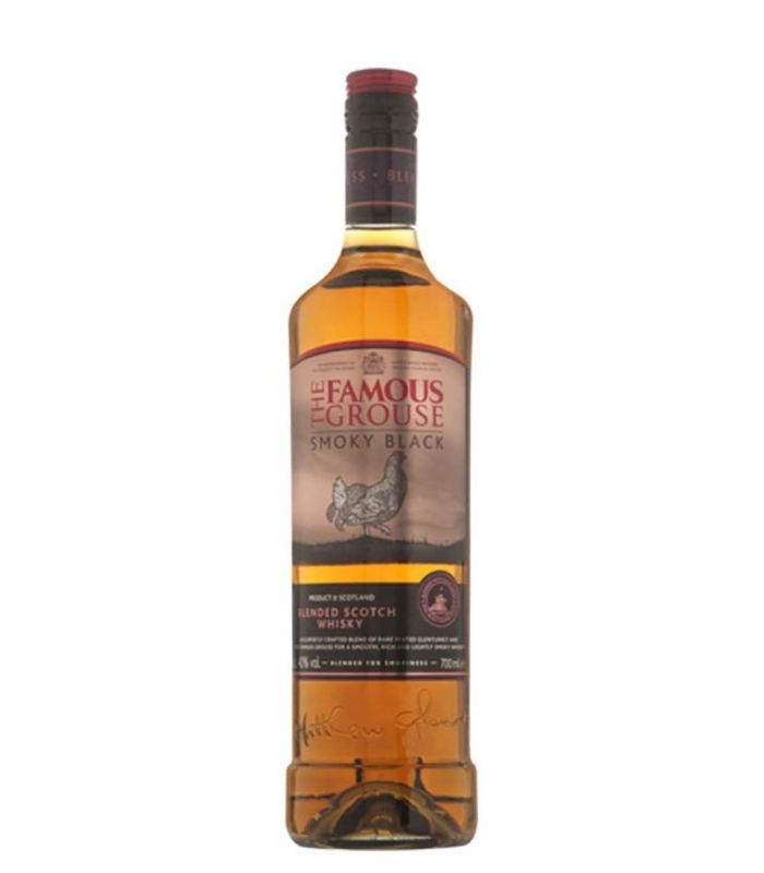 THE FAMOUS GROUSE SMOKEY BLACK 70CL