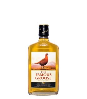 THE FAMOUS GROUSE BLENDED SCOTCH WHISKY 35CL