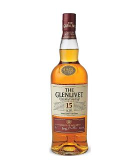 The Glenlivet 15 Years French Oak Single Malt 70cl