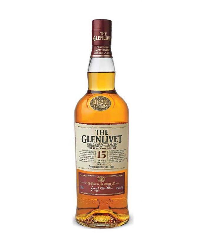 THE GLENLIVET 15YRS FRENCH OAK MALT 70CL