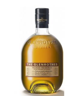 The Glenrothes Mansa Reserve Single Malt 70cl