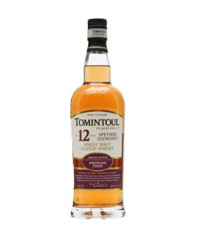 Tomintoul 12 Years Portwood Finish Single Malt 70cl