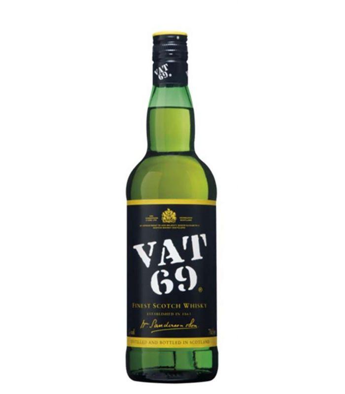 VAT 69 SCOTCH WHISKY 70CL