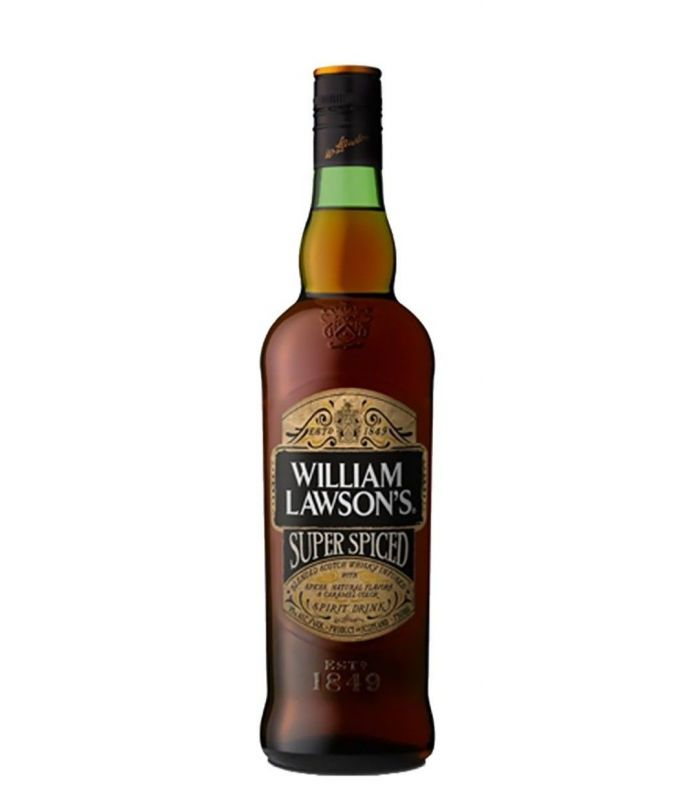 WILLIAM LAWSON'S SPICED 70CL