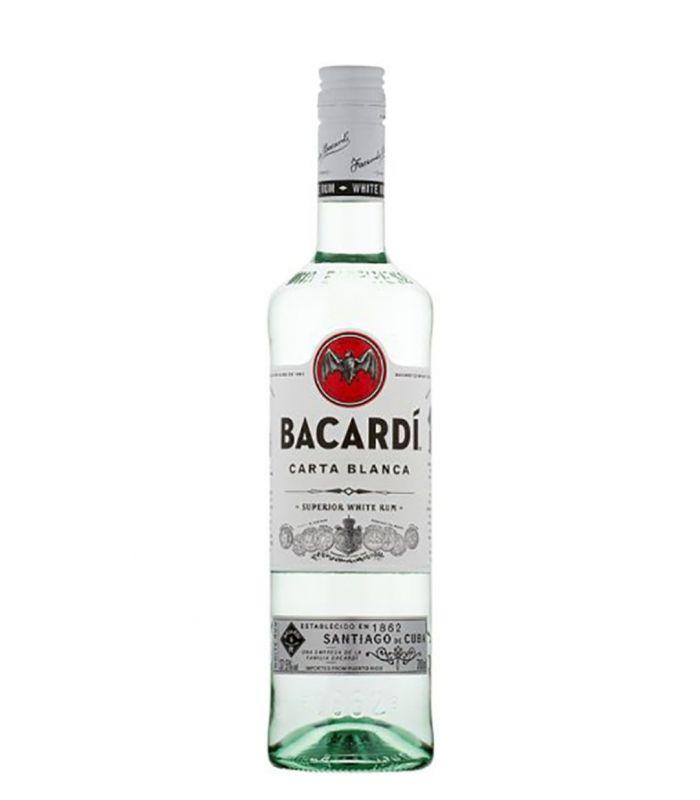 BACARDI CARTA BLANCA 70CL