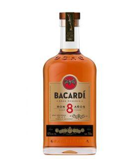 Bacardi 8 Anõs 70cl