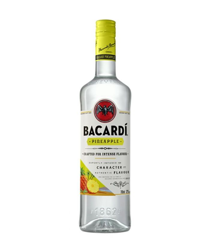 BACARDI PINEAPPLE 70CL