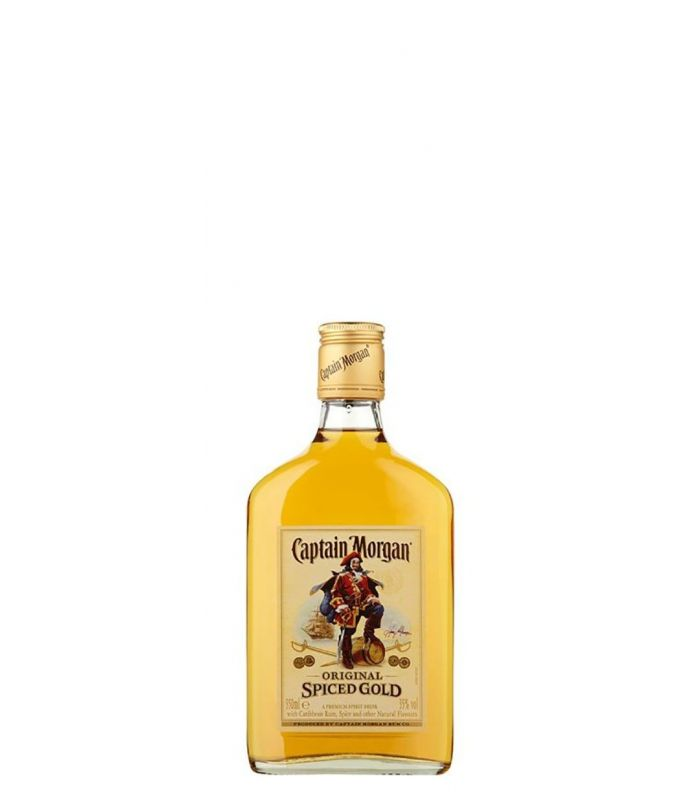 CAPTAIN MORGAN SPICED GOLD 20CL