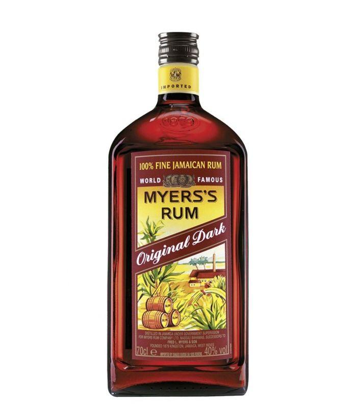 MYERS'S ORIGINAL DARK RUM 70CL