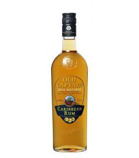 Old Captain Bruine Rum 70cl