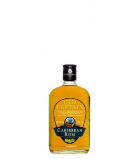 Old Captain Bruine Rum 20cl