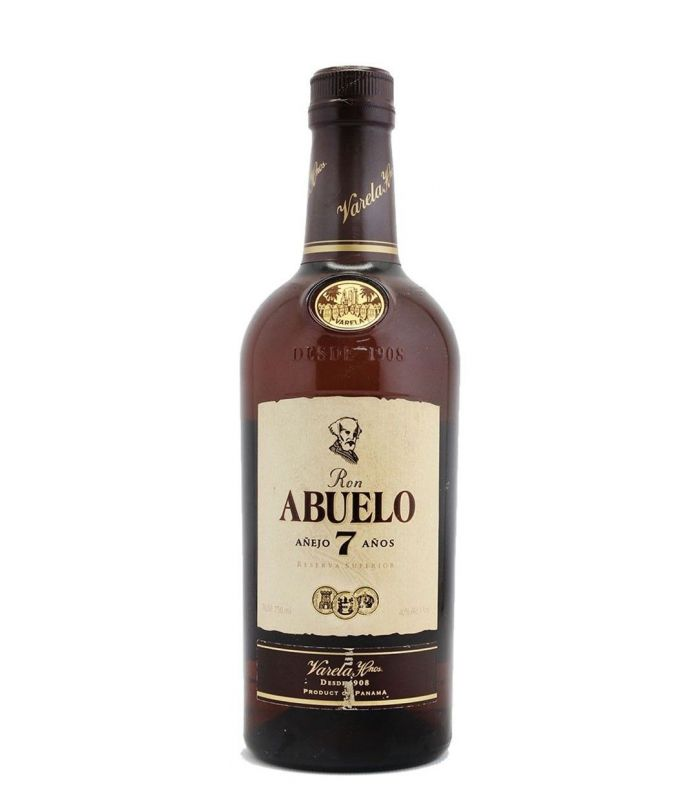 RON ABUELO 7 YRS 70CL