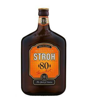 Stroh Rum 80% 70cl