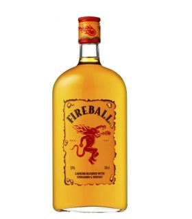 FIREBALL CINNAMON WHISKYLIKEUR 70CL