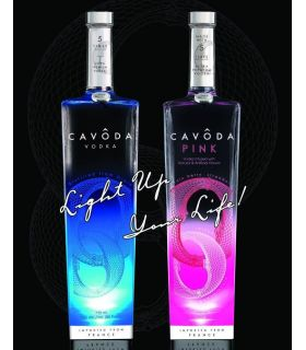 CAVODA BLUE 70CL