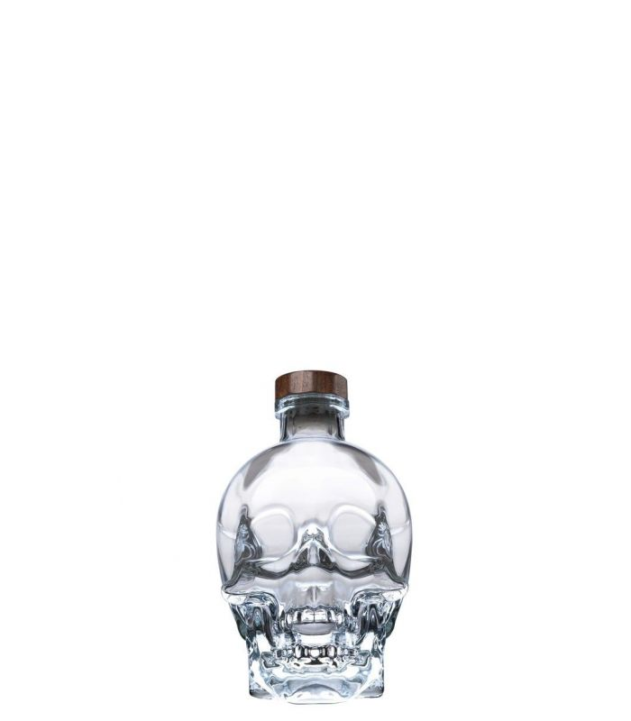 CRYSTAL HEAD VODKA MINIATUUR 5CL