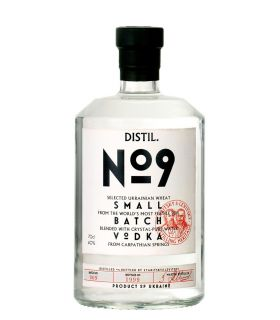 Staritsky & Levitsky No.9 Small Batch Vodka 70cl