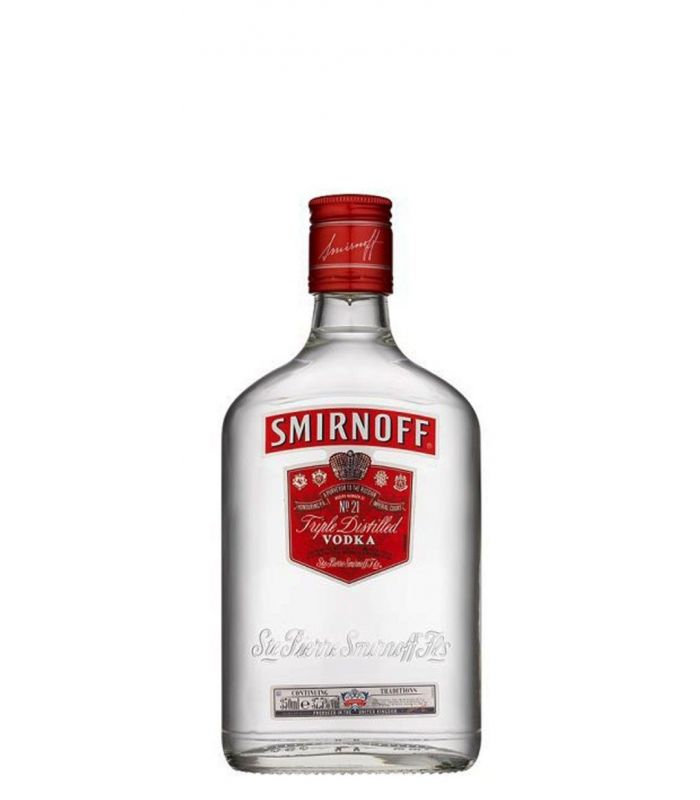 SMIRNOFF NR.21 VODKA 35CL