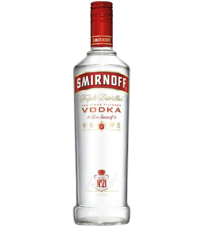 SMIRNOFF NR.21 VODKA 100CL