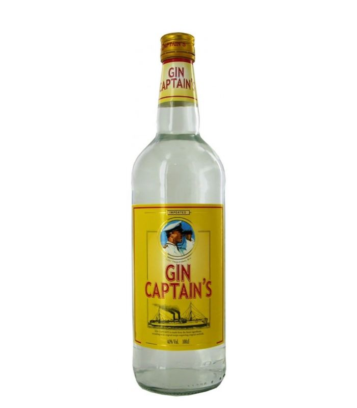 CAPTAIN'S GIN 70CL