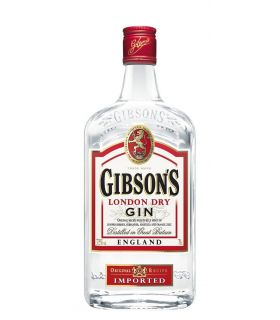 GIBSON'S LONDON DRY GIN 70CL